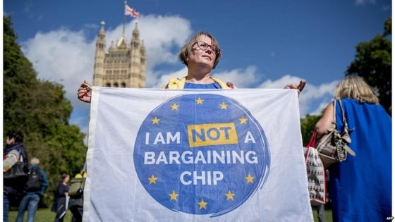 Brexit: May offers more assurances to EU nationals