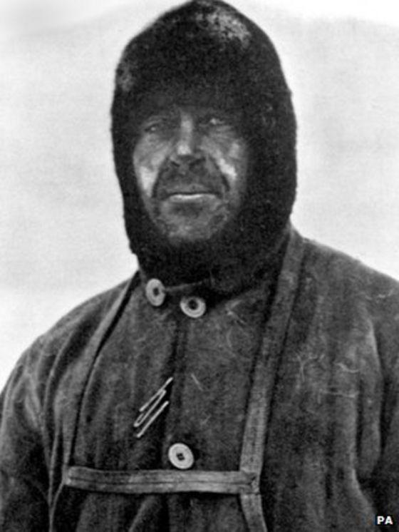 Researchers praise Scott's South Pole scientific legacy - BBC News