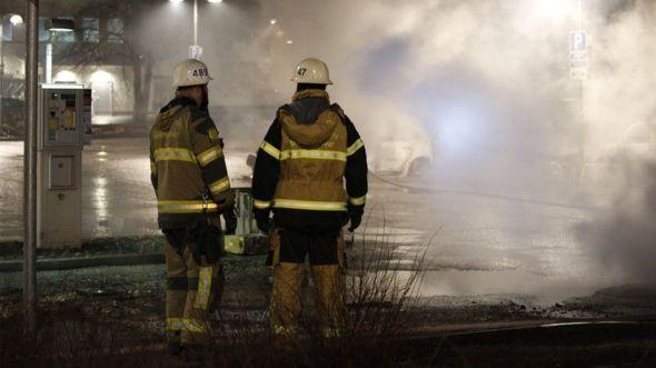 Riots in Sweden