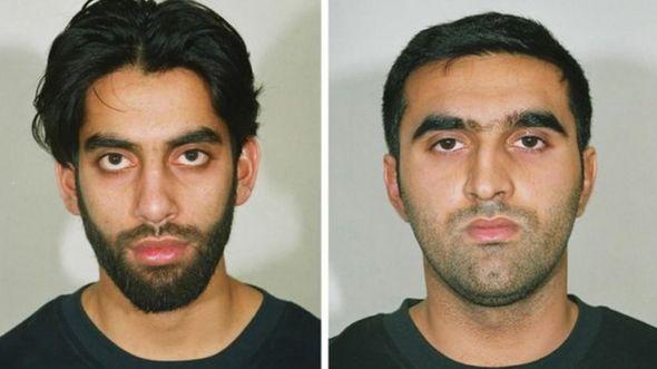 Jawad Akbar e Omar Khyam