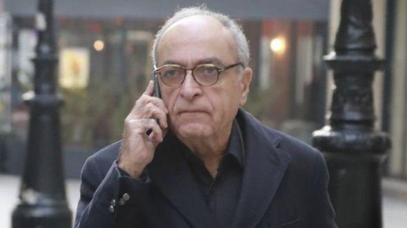 رجل الأعمال اللبناني -الفرنسي زياد تقي الدين