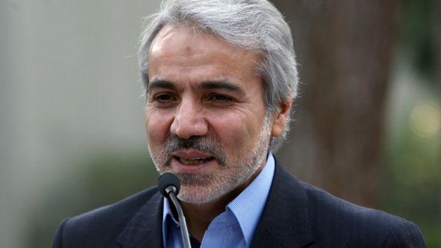 محمد باقر نوبخت، سخنگوی دولت تیتر کیهان را