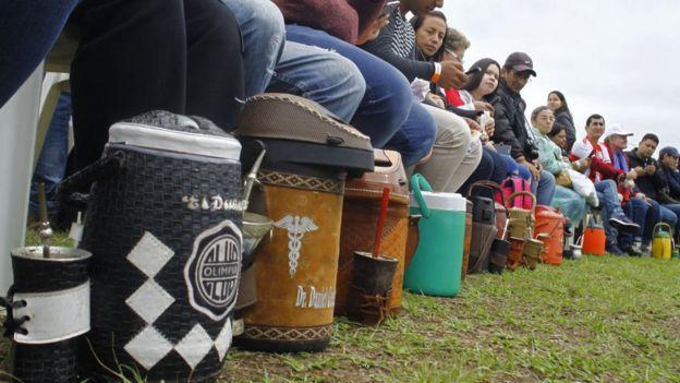 El 14 de octubre Paraguay obtuvo el récord Guinness a la mayor ronda de
