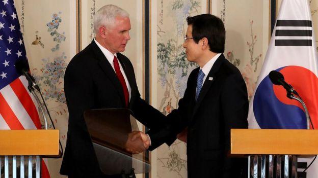 Phó tổng thống Mỹ Mike Pence