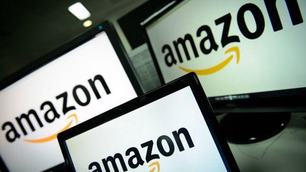 Amazon 圖標