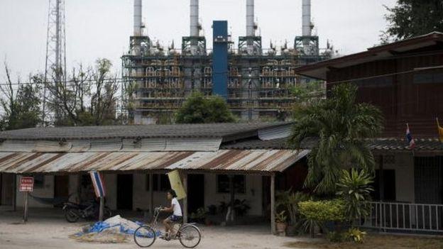 ชุมชนที่อยู่ที่กับโรงงานอุตสาหกรรมมักได้รับผลกระทบจากภาวะมลพิษอยู่เสมอ