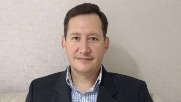 O pesquisador Rodolfo Coelho Prates