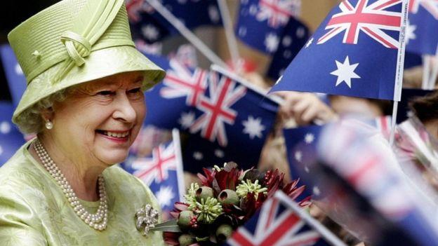 女王在澳大利亞,2006年