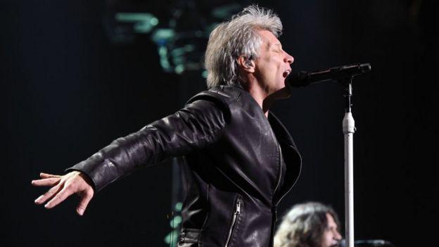 搖滾樂隊Bon Jovi