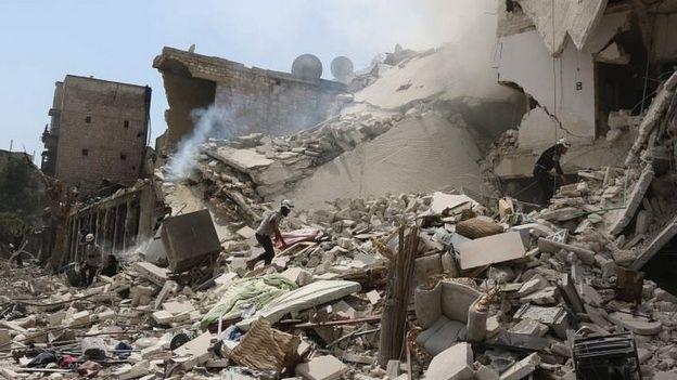 Alepo oriental