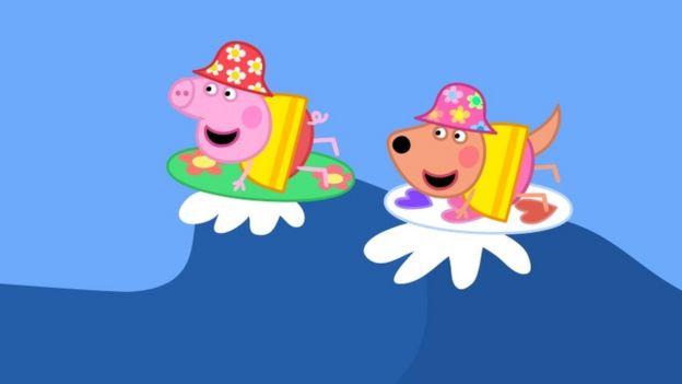 小豬佩奇與其朋友