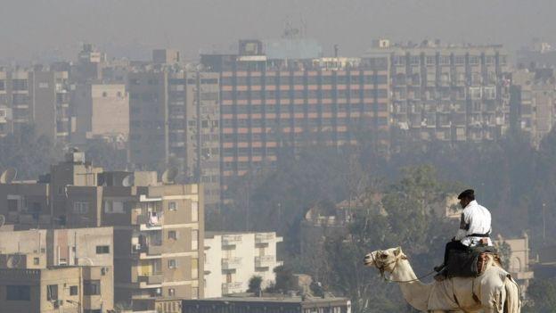 """Résultat de recherche d'images pour """"cairo, air, pollution, environnement, pollution, 2016, 2017"""""""