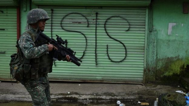 philippines duterte martial law extended in mindanao bbc news