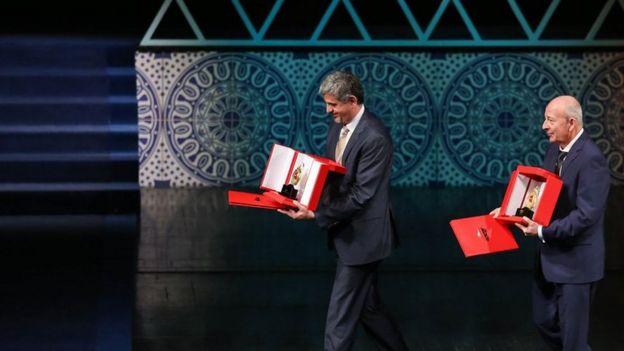 برندگان دوره دوم جایزه مصطفی