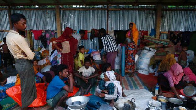 آوارگان روهینگا