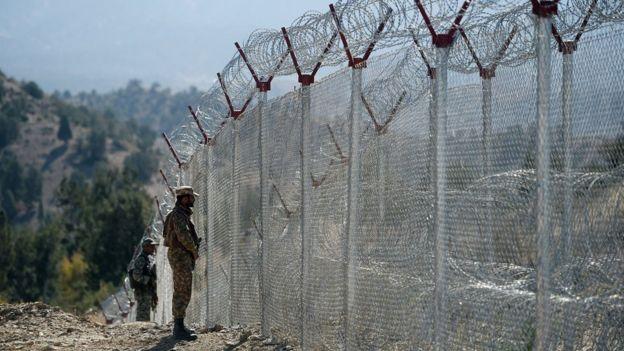 سربازان مرزی پاکستان