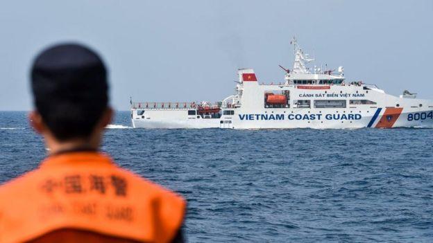 Trung Quốc và Việt Nam tuần tra chung trên Vịnh Bắc Bộ