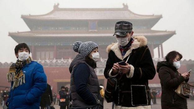 北京率先推行霧霾假,目前對於霧霾預警防範,中國也有很多經驗。
