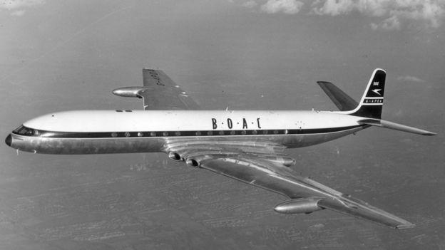 Британский лайнер Comet