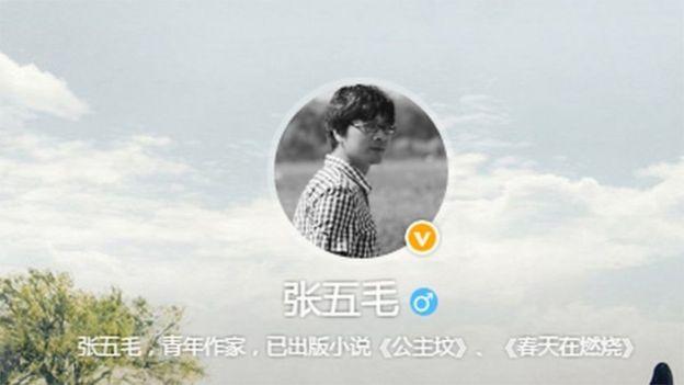 Bài viết của Zhang Gouchen