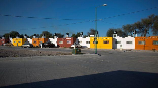 Urbanización en Villa de Reyes