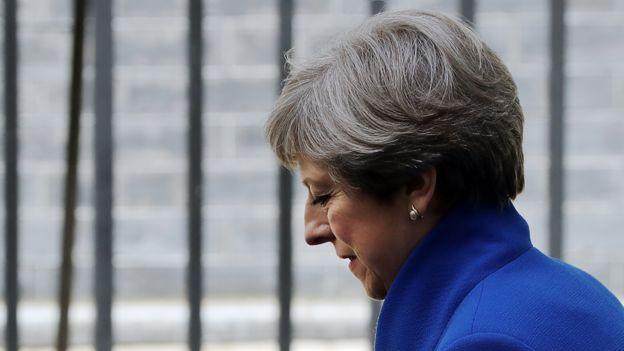 May no consiguió reforzar su posición antes del Brexit.