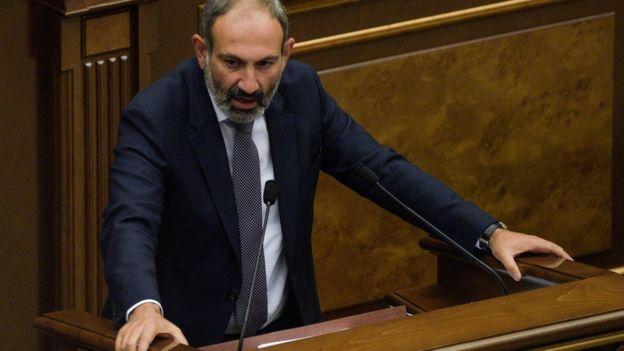نیکول-پاشینیان،-رهبر-مخالفان-در-ارمنستان-به-عنوان-نخستوزیر-جدید-انتخاب-شد