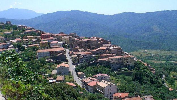 Monteforte Cilento, en Campania, Italia, el 23 de diciembre de 2014. (Foto: Dэя-Бøяg/ Wikimedia Commons)