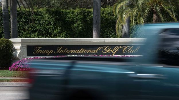 Club Internacional de Golf de Trump en West Palm Beach