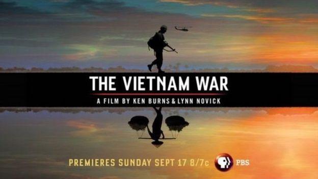 Phim 'The Vietnam War' (Cuộc chiến Việt Nam) gồm 10 tập dài tổng cộng 18 tiếng được công chiếu từ 19/7 trên đài PBS của Mỹ.