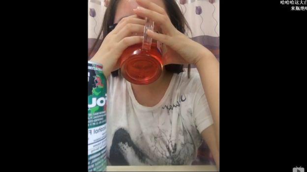 Un usuario de Bilibili.com comparte su video sobre el Four Loko
