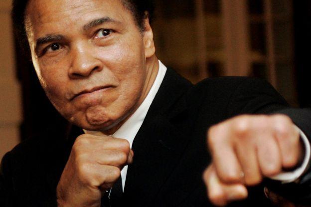 Muhammad Ali - Greatest Boxers