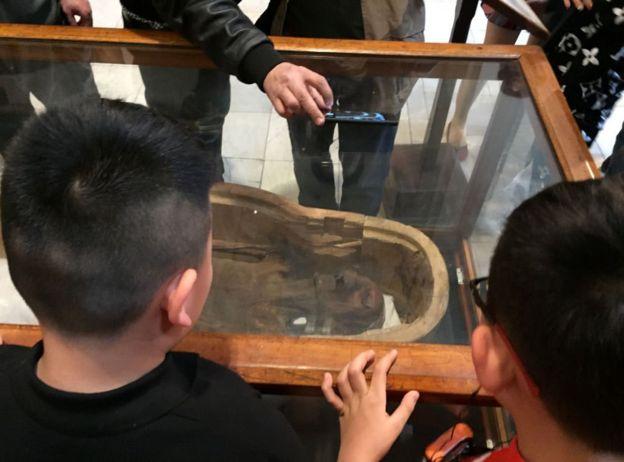 """Arqueólogos dicen que ya descubrieron el misterio detrás de la """"momia que grita"""""""