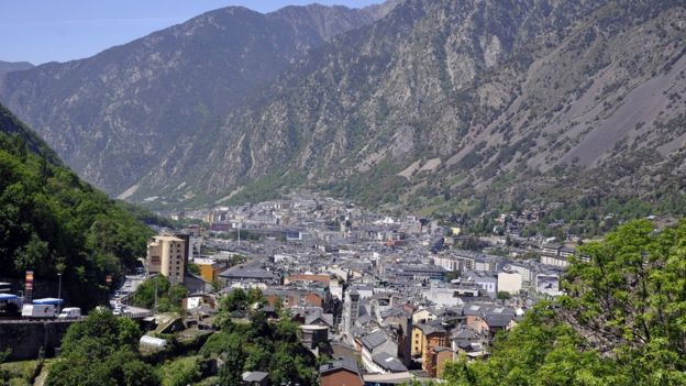 Andorra country profile bbc news sciox Choice Image