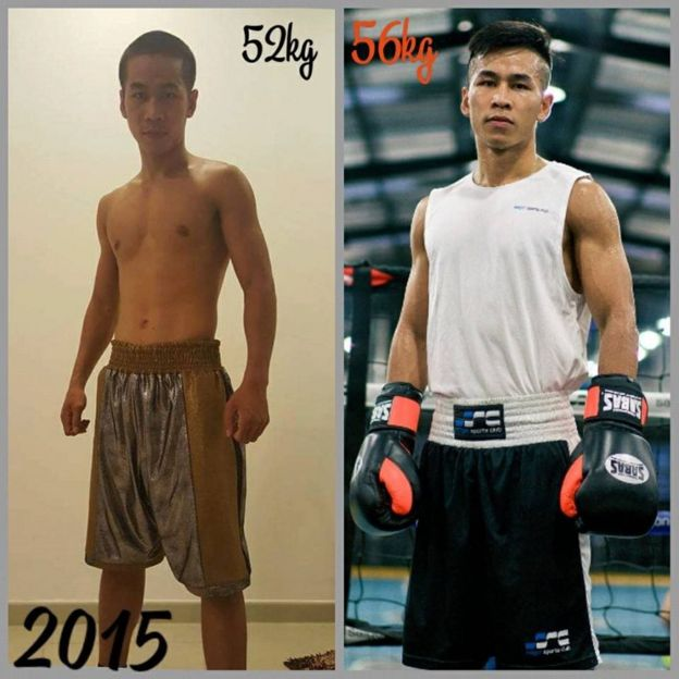 Trước và sau