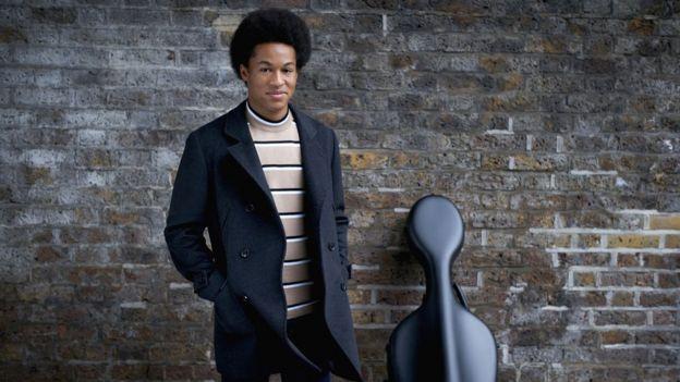 El violoncelista Sheku Kanneh-Mason.