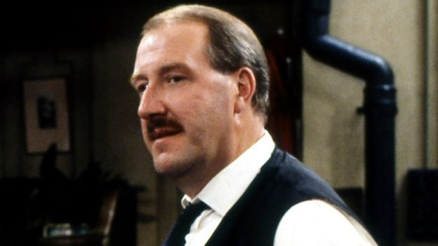 gorden kaye eye
