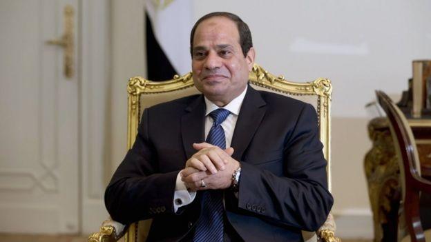 Rais wa Misri Abdel Fattah el-Sisi amesema tukio hilo sio la kufumbiwa macho