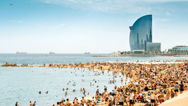 Turismofobia la campa a de barcelona y otras ciudades Hoteles en barcelona ciudad