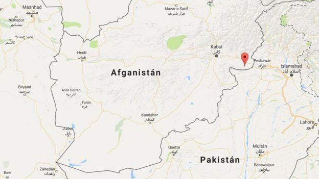 36 muertos por 'la madre de las bombas' de EE.UU — Afganistán