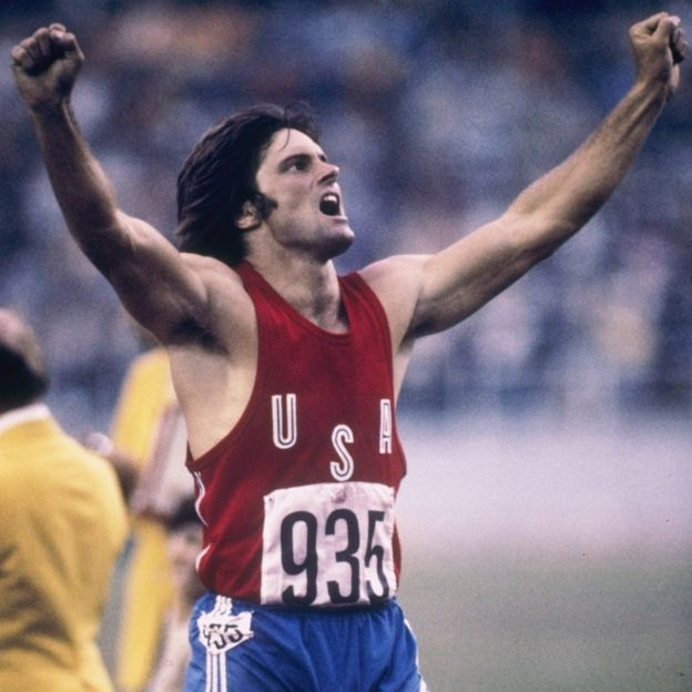 The former athlete won gold at the 1976 Olympics