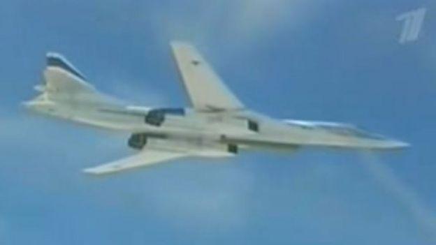 Un avión Túpolev