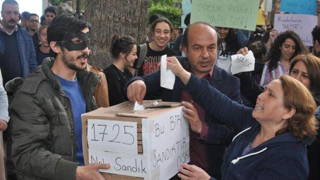 zonguldak protesto