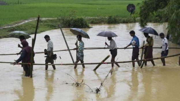 Bangladesh akan membatasi gerak warga Rohingya.  (AFP)