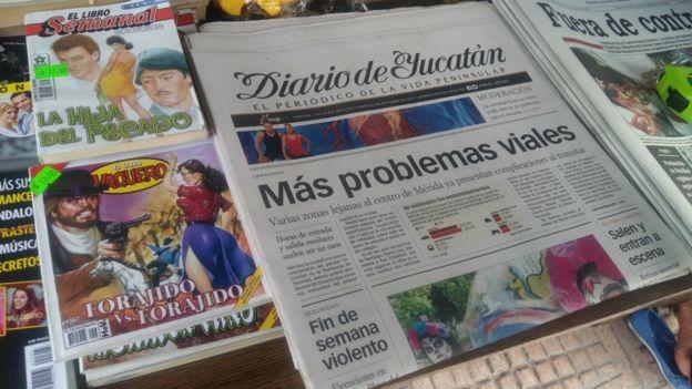 Diarios en Mérida