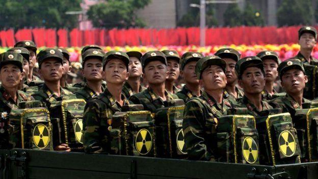 Seoul lo ngại về khả năng xảy ra chiến tranh hạt nhân tại bán đảo Bắc Hàn
