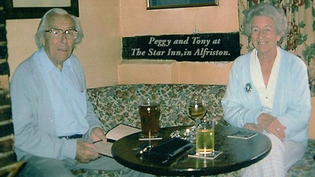 Tony and Peggy Delorme