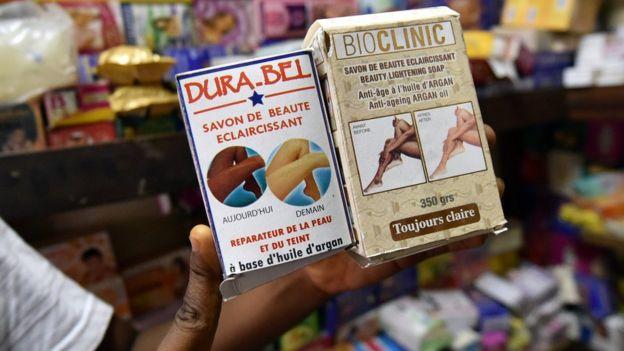 Varios productos blanqueadores se pueden adquirir sin receta.