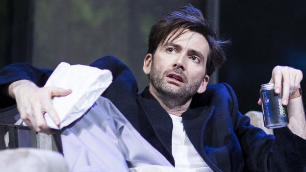 David Tennant in Don Juan in Soho