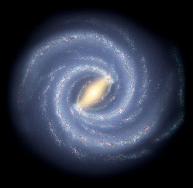 """นักดาราศาสตร์เชื่อว่า """"โอมูอามูอา"""" ล่องลอยอยู่ในกาแล็กซีทางช้างเผือกมานานหลายร้อยล้านปีแล้ว"""